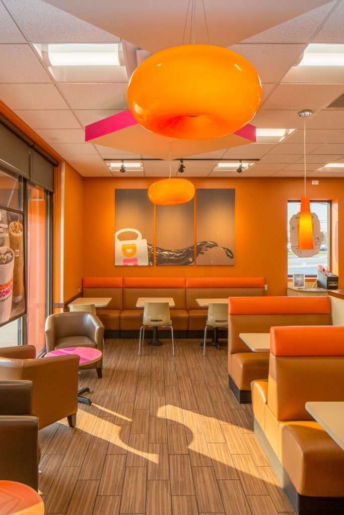 Goco Dunkin Donuts And Popeyes Brands Appropriate