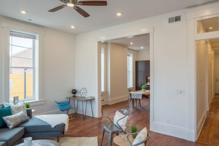 Findlay Market Development apartment renovation