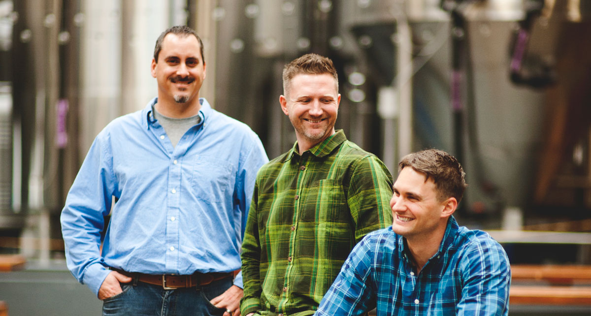 Keith, Paul, and Scott - EBS Founders